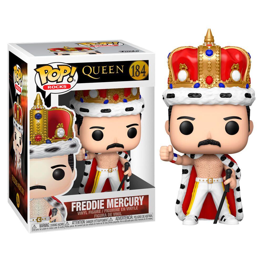 Figura POP Freddie Mercury King