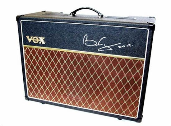 brian may queen vox ac30