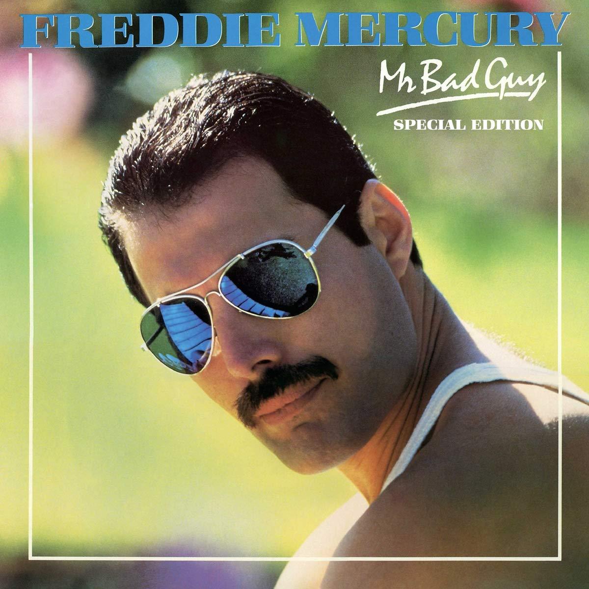 freddie mercury mr bad guy 1985