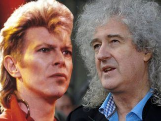 Brian May David Bowie