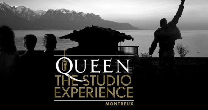 The Queen Studio Experience