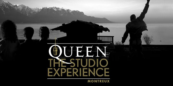 The Queen Studio Experience