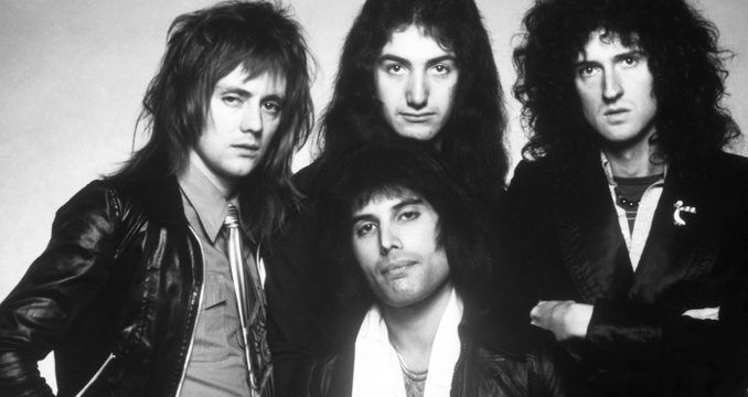 Queen 1975 A Night At The Opera Bohemian Rhapsody