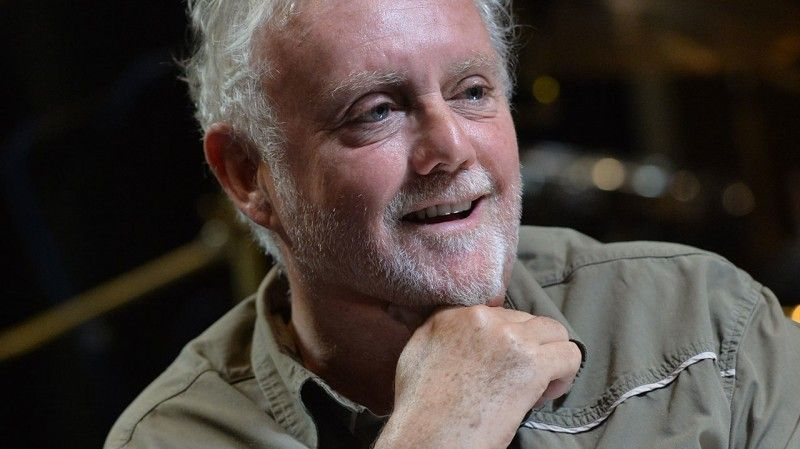 Roger Taylor, 2012.