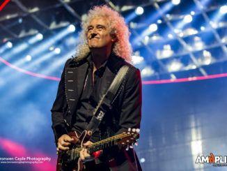 Brian May Queen Australia