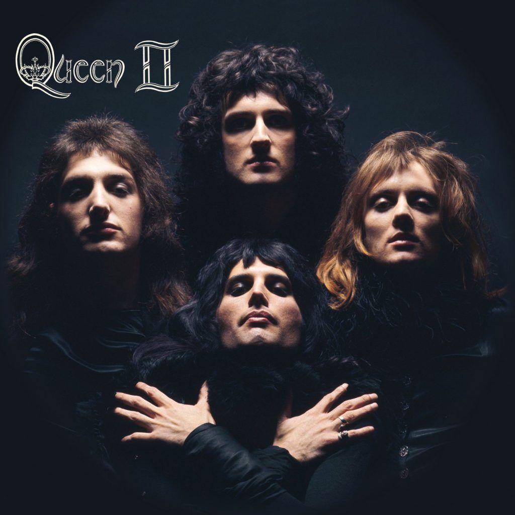 Portada del álbum Queen II.