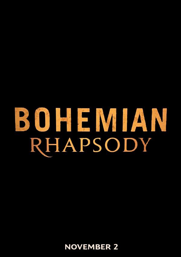 Bohemian Rhapsody Teaser Poster.