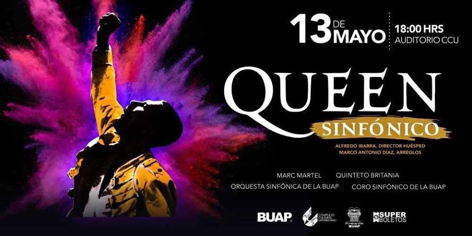 Queen Sinfónico.