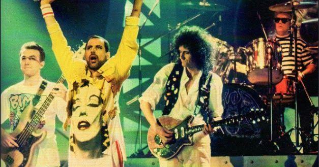 The Miracle Queen Freddie Mercury