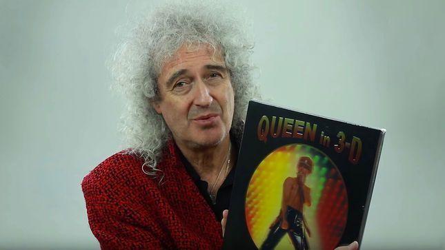 Libro Queen in 3-D.