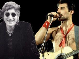 John Lennon Freddie Mercury Queen
