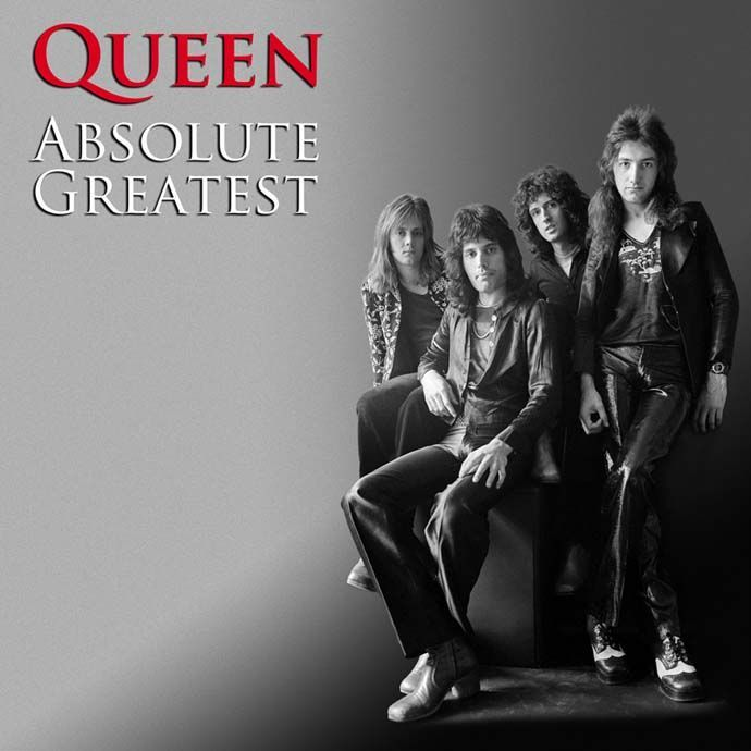 Queen Absolute Greatest