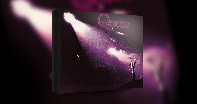 Queen, 1973.