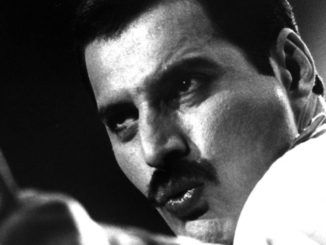 Freddie Mercury, de Queen, en Madrid