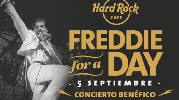 Freddie For A Day Ruth Lorenzo