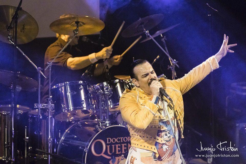 Doctor Queen @ Sevilla - 160318
