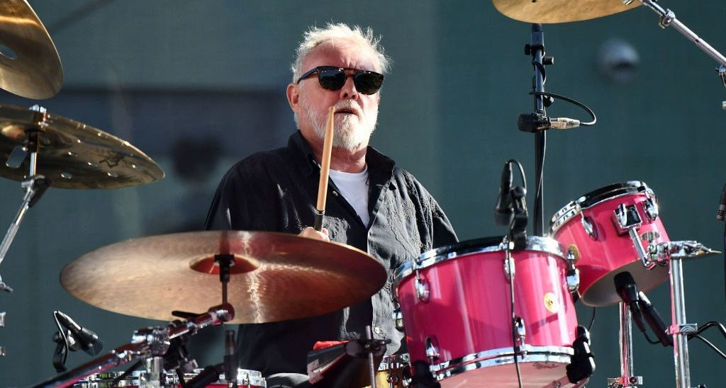 Roger Taylor Foo Fighters