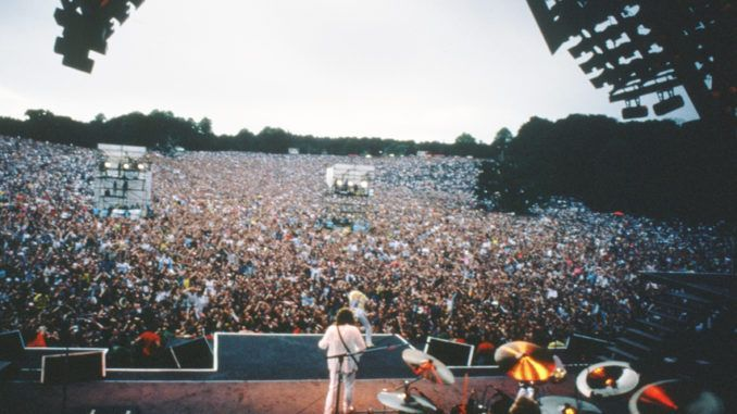 Queen Knebworth Park