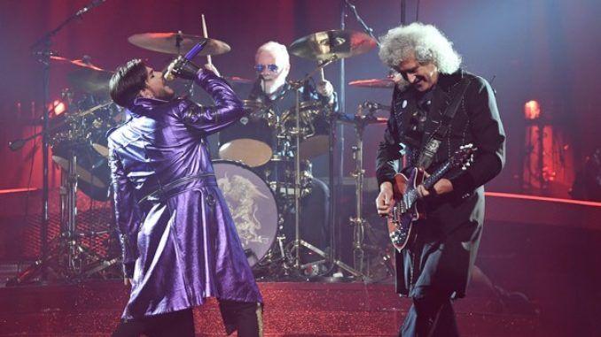 Queen Adam Lambert Las Vegas