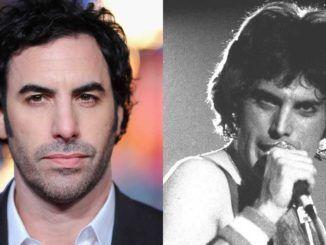 Sacha Baron Cohen Freddie Mercury