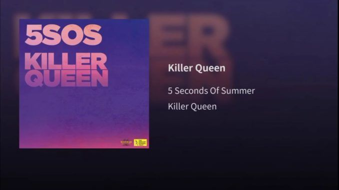 5sos Killer Queen