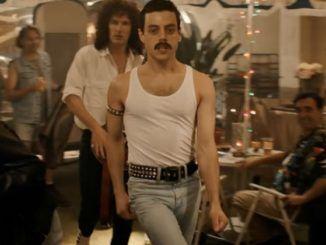 Rami Malek Freddie Mercury Bohemian Rhapsody