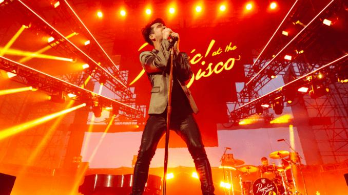 Panic! At The Disco Freddie Mercury