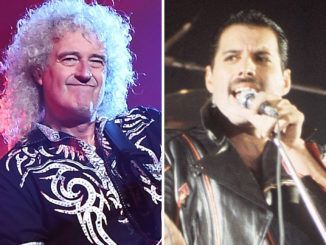 brian may freddie mercury queen