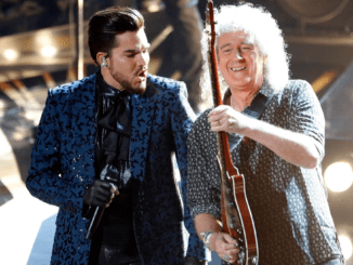 Queen Adam Lambert Oscar 2019