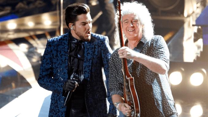 Queen Adam Lambert Oscar 2019