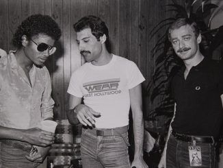 paul prenter freddie mercury michael jackson 1982