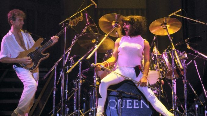 queen i want to break free 1984