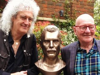brian may Tom MacKenzie freddie mercury