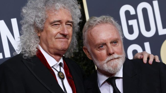 brian may roger taylor queen