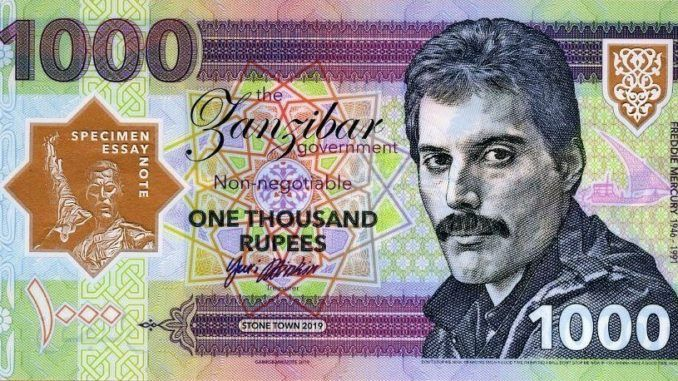billete freddie mercury 2019