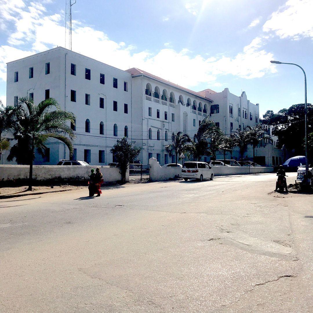 Hospital donde nació Freddie Mercury