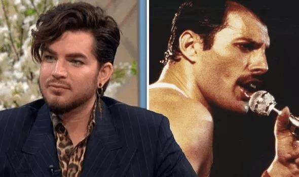Adam Lambert Freddie Mercury