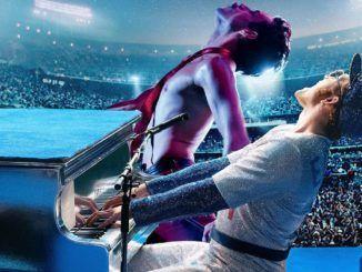 Rocketman Bohemian Rhapsody Queen Elton John