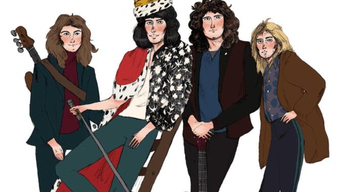 Queen Libro Freddie Mercury
