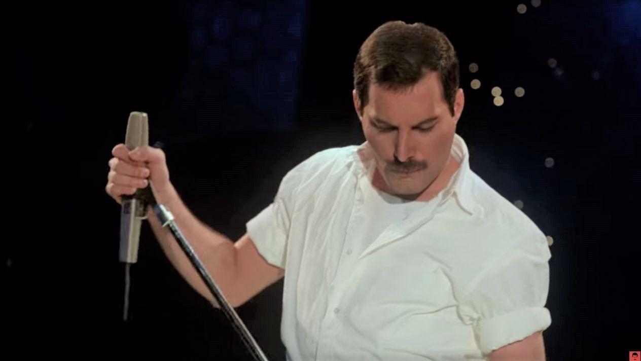 Freddie Mercury Amor