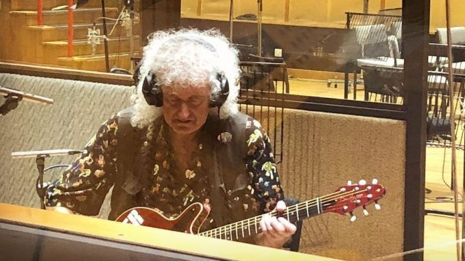 Brian May Instagram