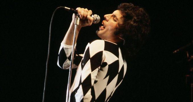 Freddie Mercury arlequin