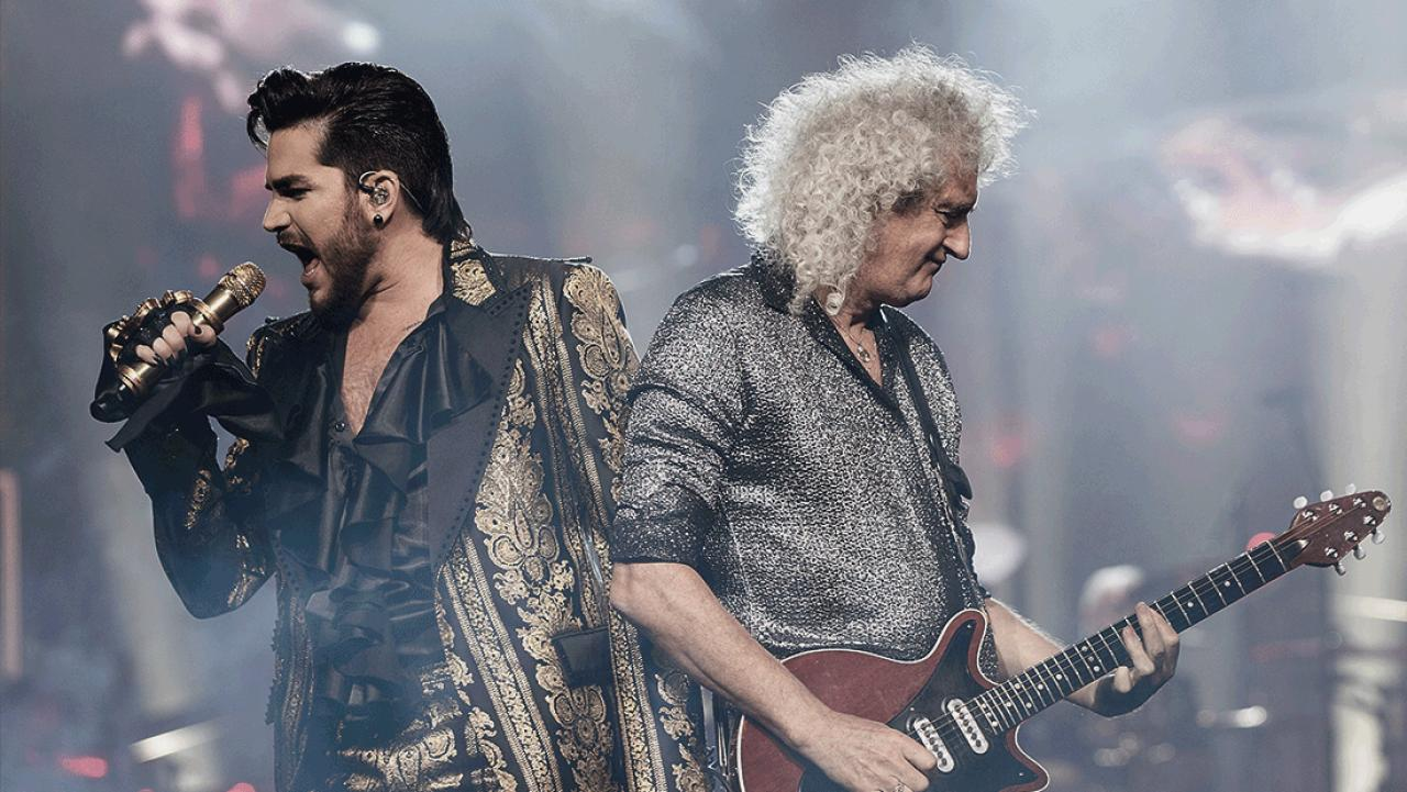 Brian May afirma que Adam Lambert les mantiene vivos