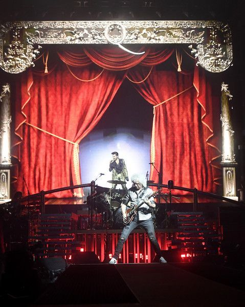 Queen Adam Lambert Forum Los Ángeles