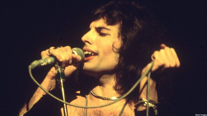 Freddie Mercury Keep Yourself Alive