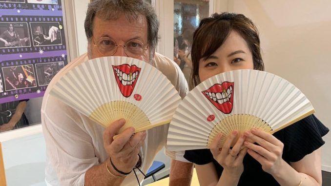 Tim Staffell Japón Tokio 2019