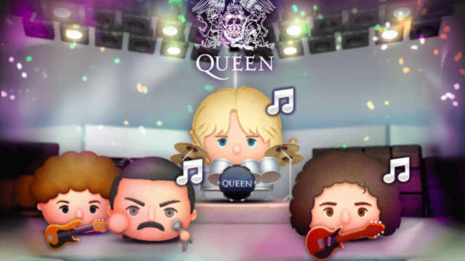 Queen Tsums Tsum