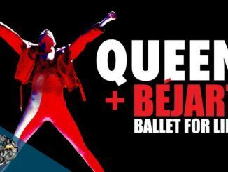 queen bejart ballet