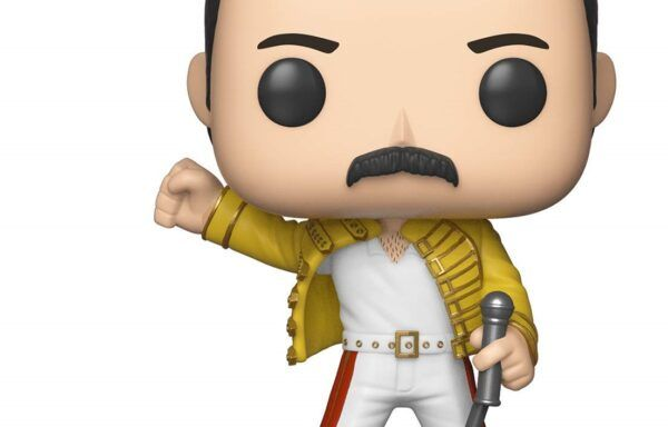 Funko Pop! Rocks Freddie Mercury Wembley 1986