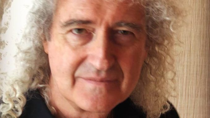 Brian May Instagram Queen